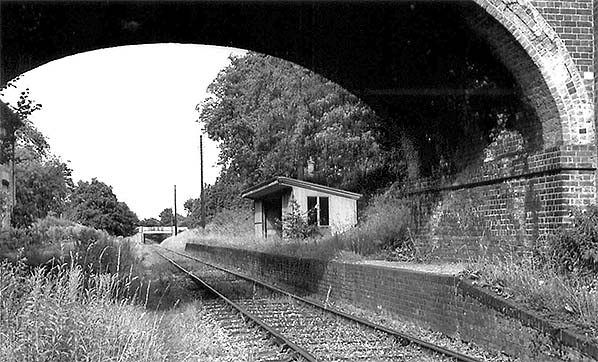 Disused Stations Ash Green Halt