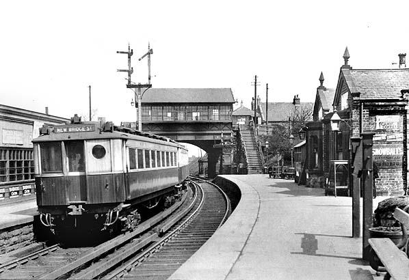 Ilford Station Car Park
