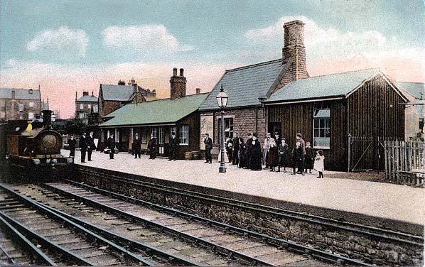 Disused Stations Barnoldswick Station