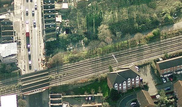 Disused Stations Barnsbury Station