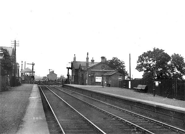 Disused Stations Bebside Station