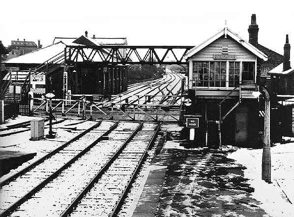 Disused Stations Beverley Station