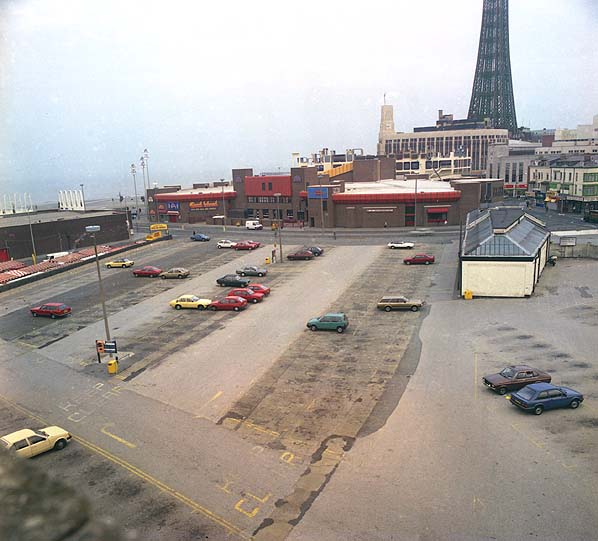 Blackpool Parking Coral Island