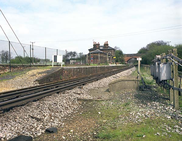 Disused Stations: Blake Hall Station
