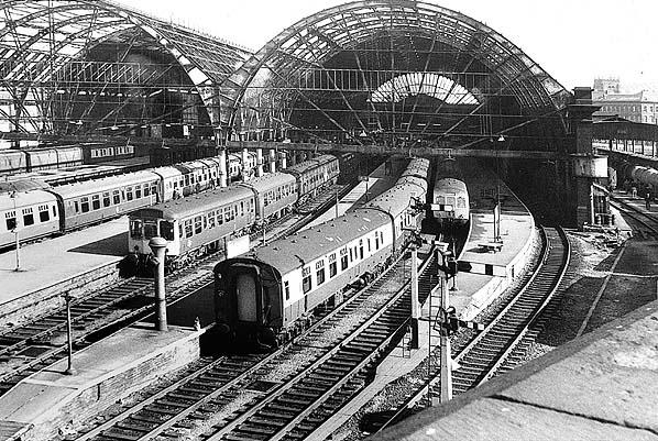 Disused Stations Bradford Exchange Station