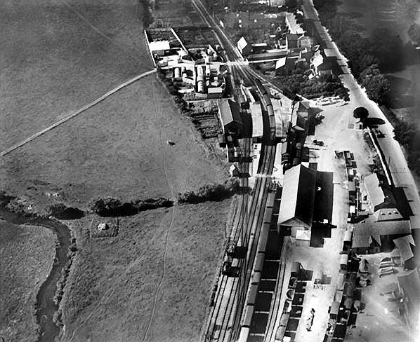 Disused Stations Bridport Station