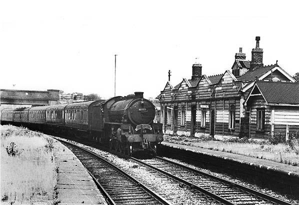Disused Stations: SB-Brimington Station