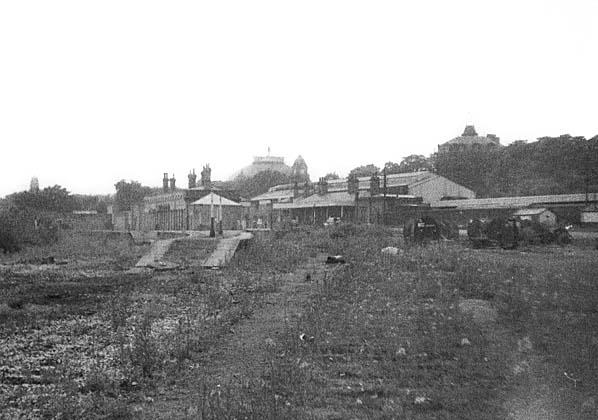 Disused Stations Buxton Midland Station