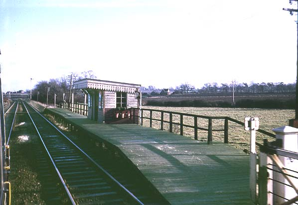 Disused Stations Claydon Station