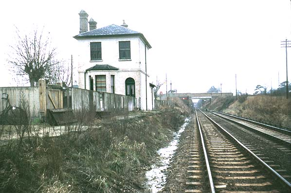 Disused Stations Cliffe Station