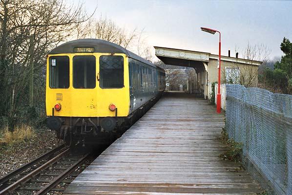 Croxley Station Car Park