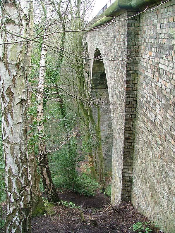 Pont Burn Viaduct