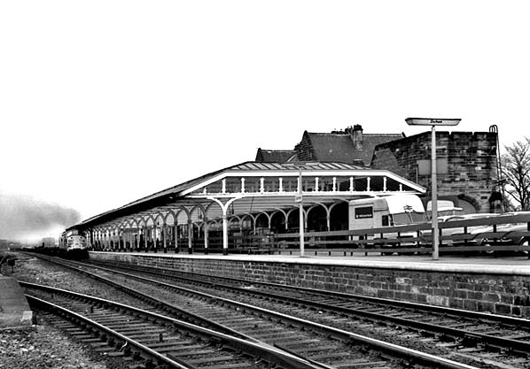 Disused Stations Durham Station