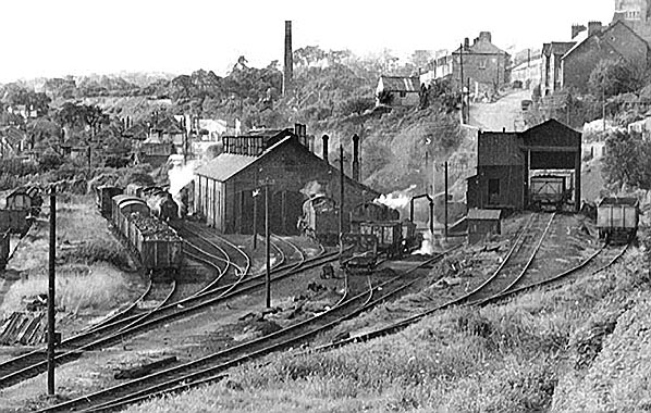 Disused Stations: Fishguard & Goodwick Station