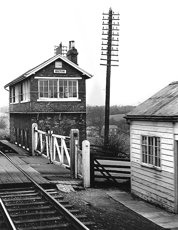 Disused Stations Harroate to Northallerton