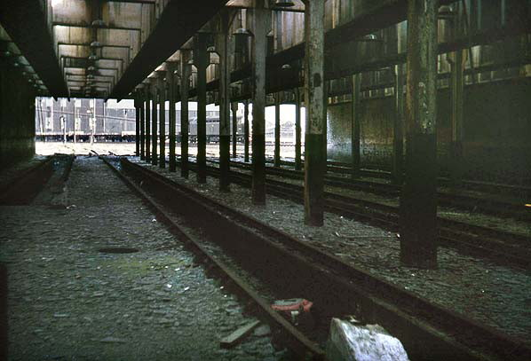 Disused Stations: Widnes Locomotive Shed