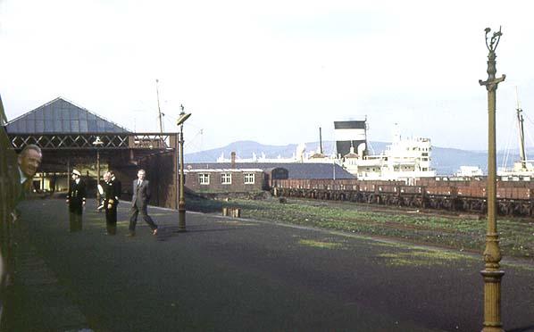 Disused Stations Greenock Princes Pier Station