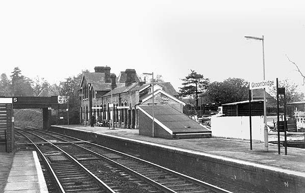 Disused Stations: Groombridge Station