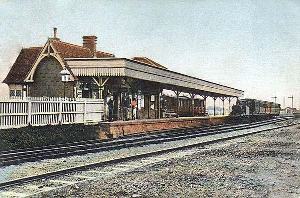 Hayling Island Station