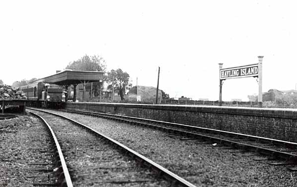 Hayling Island Station