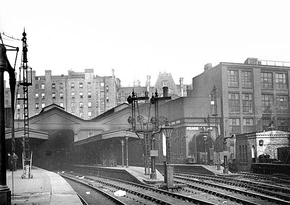 Disused Stations Holborn Viaduct Station