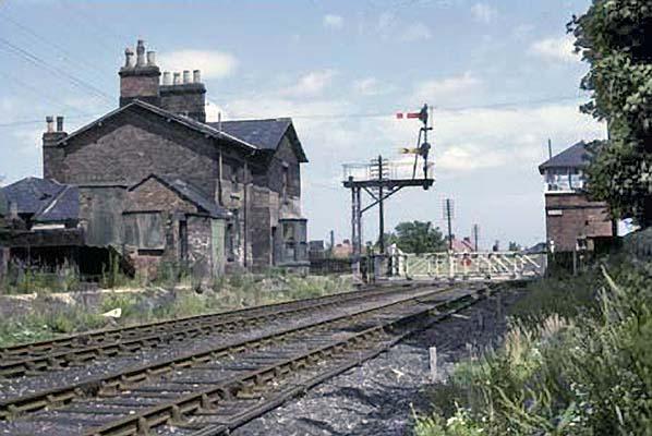 Disused Stations Hylton Station