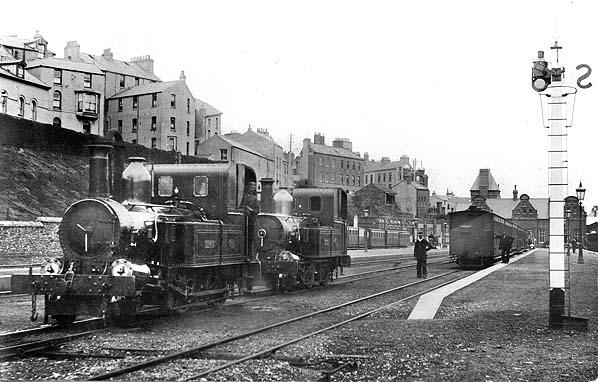 Disused Stations Isle of Man Railways