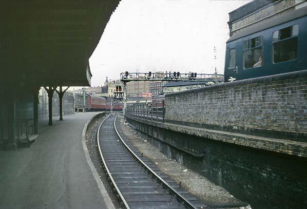 Disused Stations Kings Cross York Road Station