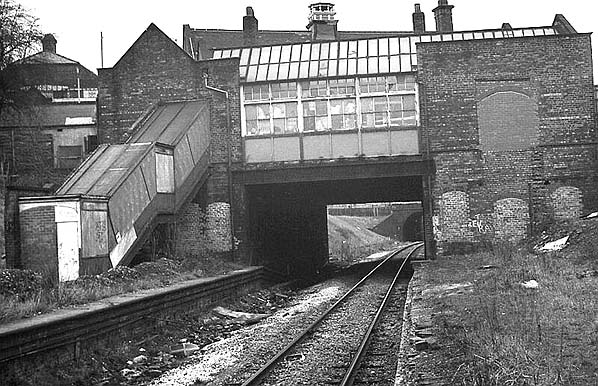 Disused Stations Levenshulme South Station