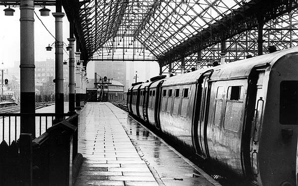 Disused Stations Liverpool Exchange Station