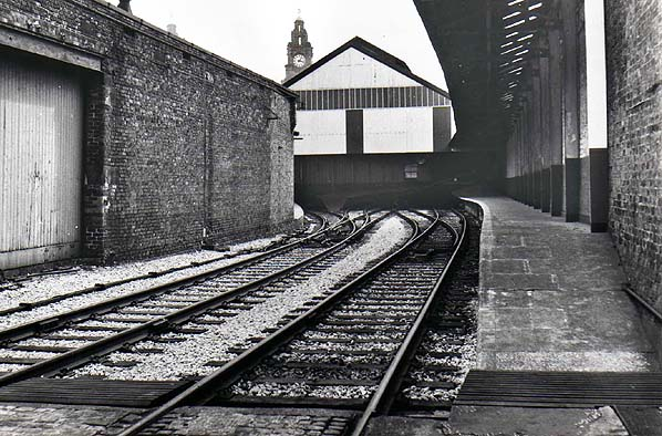 Disused Stations Liverpool Riverside Station