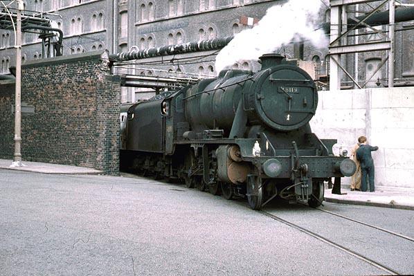 london euston train station