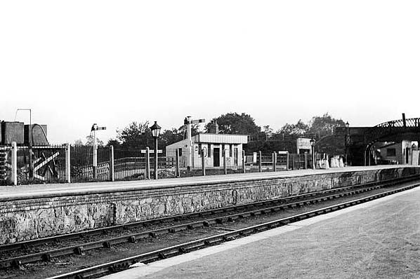 Disused Stations Llanymynech Station