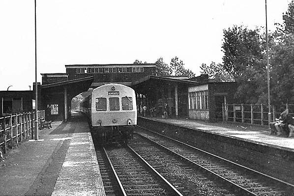 Disused Stations: Longbenton Station
