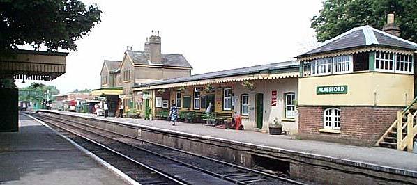 Disused Stations Lyme Regis Station