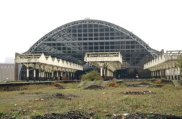 Disused Stations: Manchester Central Station