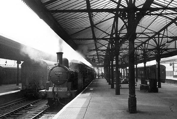 Disused Stations Newcastle New Bridge Street