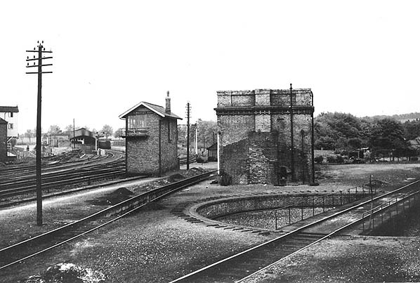 Disused Stations Newmarket Station 1st