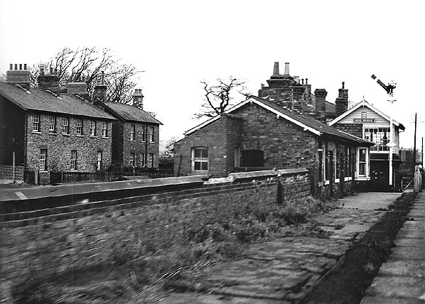 Disused Stations Nidd Bridge Station