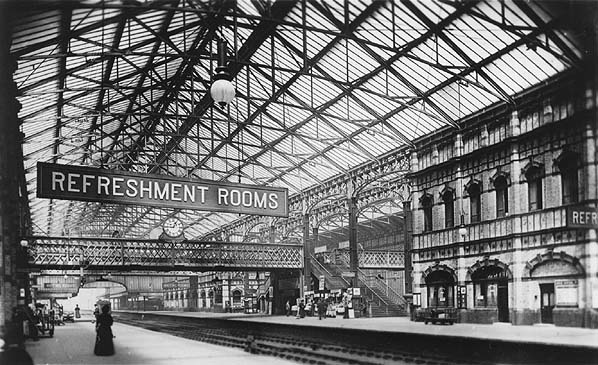 Disused Stations: Nottingham Victoria Station