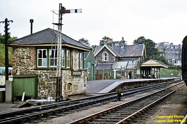 Disused Stations Padstow Station
