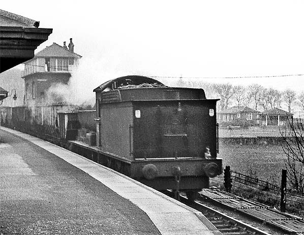 Disused Stations Penshaw Station 2nd Site