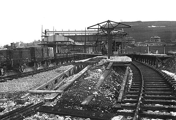 Wyke Regis Railway Station Photo 10 Rodwell and Upwey Line. Portland 1st