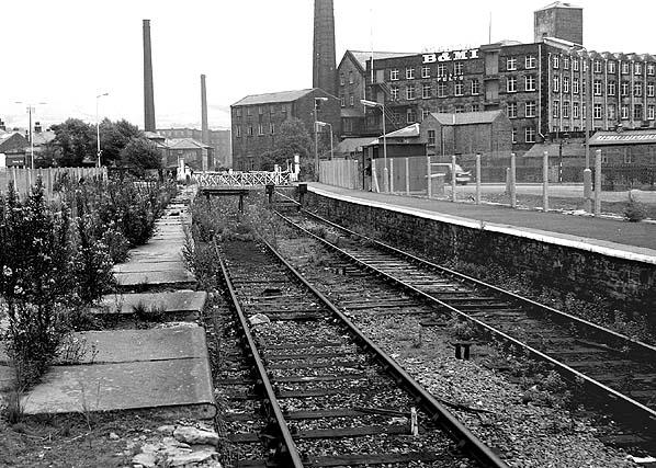 Disused Stations Rawtenstall Station