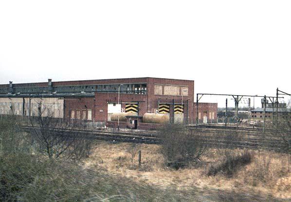 Disused Stations: Reddish Depot