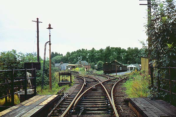 Disused Stations: Rickmansworth Church Street Station