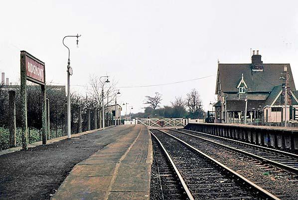 Disused Stations Ridgmont Station