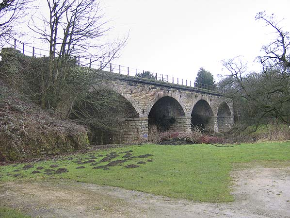 Rowsley Viaduct