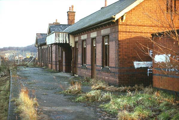 Photo:Rushden Station ...