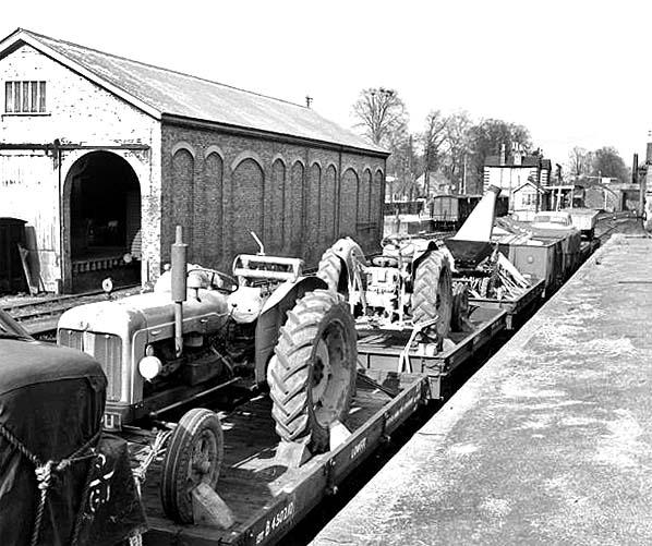 Disused Stations Saffron Walden Station